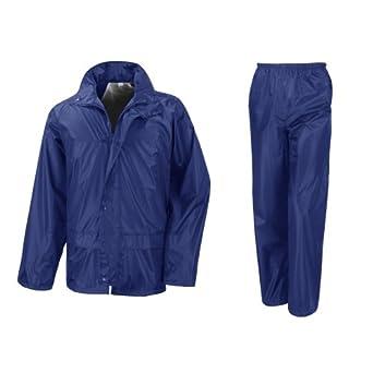 Result Core Regenset für Männer (Hose und Jacke) (S) (Königsblau)