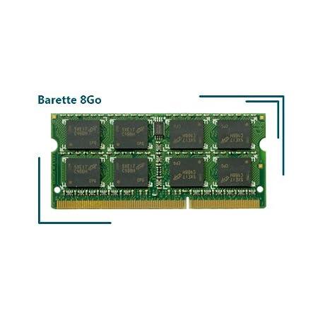 8 Go de ram DDR3 pour Sony VAIO SVE1512W1RB
