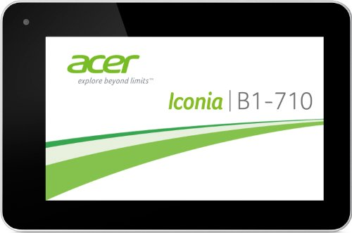Acer ICONIA B1-710 - Tablet - Android 4.1 (Jelly