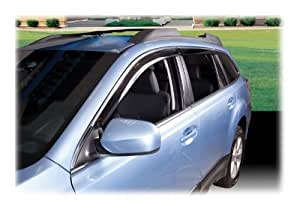 automotive exterior accessories deflectors shields side window wind