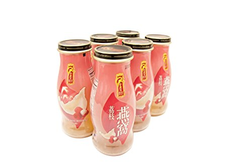GOLDEN NEST Beverage (1 tray = 6 bottles; 1 bottle = 240 ml) (Lychee) (Lichi Extract compare prices)