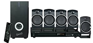Supersonic SC37HT 5.1 Channel DVD Home Theater