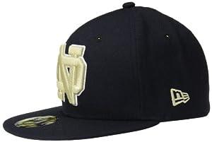 Buy NCAA Notre Dame Fighting Irish College 59Fifty by New Era