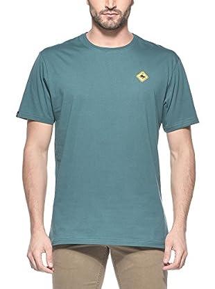 Hot Buttered Camiseta Manga Corta (Verde Agua)