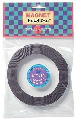 10' Adhesive Magnetic Strip - 1