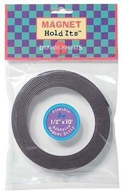 10' Adhesive Magnetic Strip - 1