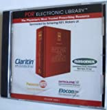 img - for Physician's Desk Reference Electronic Library on CD ROM book / textbook / text book