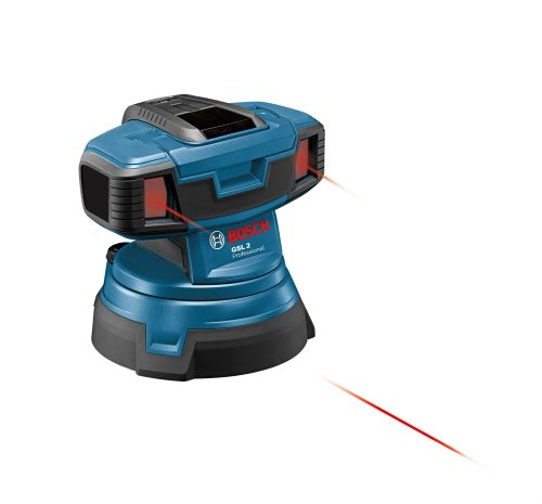 Bosch GSL 2 Surface Laser for Floor Leveling and Preparation