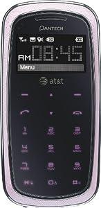 Pantech Impact P7000 Phone, Pink (AT&T)