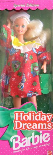 Barbie Doll Holiday Dreams 1994