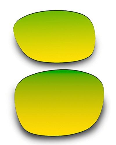 Fuse Lenses For Electric Detroit Fusion Mirror Polarized Lenses