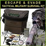 Escape & Evade Tactical Military Survival Kit