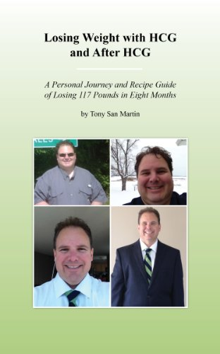 Losing Weight with HCG and After HCG-  A Personal Journey and Recipe Guide  of Losing 117 Pounds in Eight Months