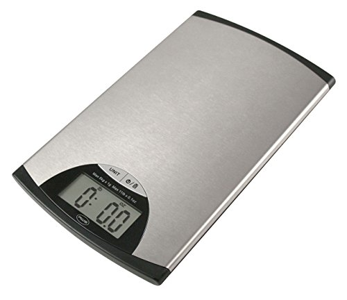 American Weigh Scales American Weigh EDgmE Stainless Steel Digital Kitchen Scale, 11-Pound by 0.1-Ounce
