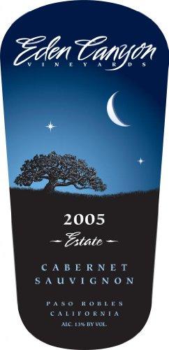 2005 Eden Canyon Vineyards Estate Cabernet Sauvignon 750 Ml