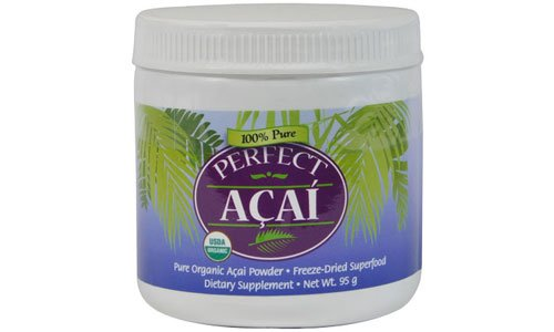 Organic PERFECT Acai Powder ~ 95g Scoopable Powder ~ Amazing Superfood Antioxidant Detox ~ PURE Acaiberry not an Extract!!!!