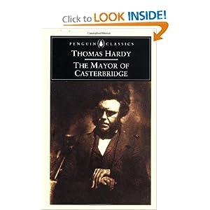 The Mayor of Casterbridge - Thomas Hardy