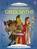 img - for Sticker Dressing Greek Myths book / textbook / text book