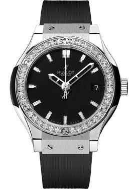 Hublot Classic Fusion Titanium Watch by Hublot