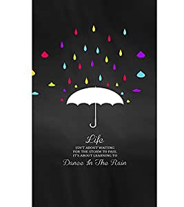 EPICCASE Dance in Rain Mobile Back Case Cover For LG G3 Beat (Designer Case)