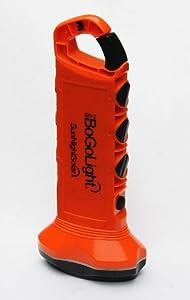SunNight Solar BoGoLight SN-2 - LED Flashlight - Orange