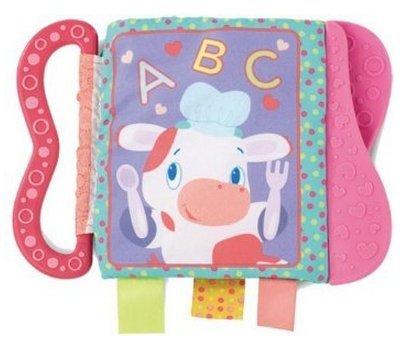 Game / Play Bright Starts My First Cookbook, Pink, Playmat, Children, Recipes, Uk, Best, Gym, Baby Toy / Child / Kid