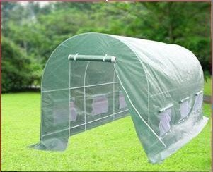 Quictent Polytunnel Greenhouse 4.5mx2mx2m Poly Tunnel