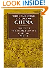 The Cambridge History of China, Volume 8, Part 2: The Ming Dynasty, 1368-1644
