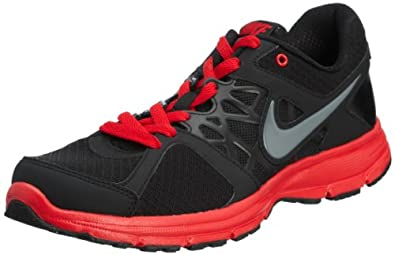 mazonpars: Nike Air Relentless 2 MSL Black Red 2012 Mens