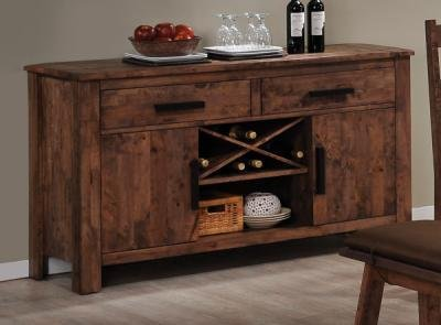 Maddox Collection Dining Room Server W/wine Storage