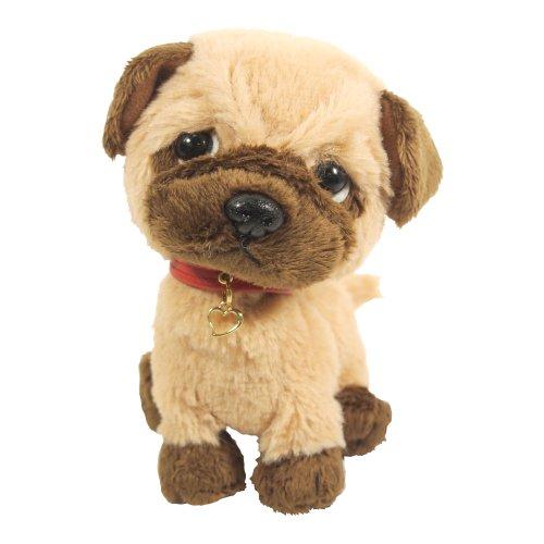 Papusu! Stuffed toy pug (japan import)