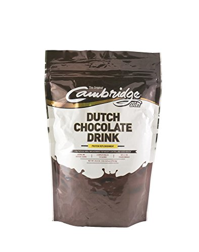330 - Dutch Chocolate Drink - Single Pouch (Cambridge Beauty Chocolate compare prices)