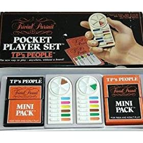 Trivial Pursuit Pocket Player