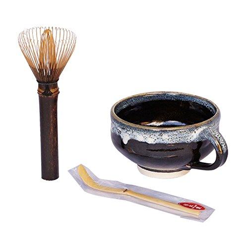 「マグカップ・マドラーdeお茶」DX茶道具セットD