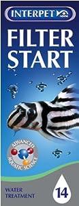 Interpet Aquarium Filter Start No.14, 100ml
