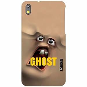 HTC Desire 816 Back Cover - Ghost Designer Cases