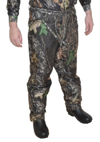 Rutwear New Mossy Oak Breakup MST Fleece-Lined Pants by Drake Waterfowl – X-Large