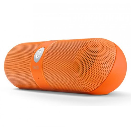 Beats by Dr Dre Pill Bluetooth Wireless Speaker - Neon Orange