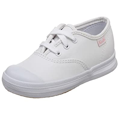 75052a9278859 Keds Champion Lace Toe Cap Sneaker (Infant Toddler) · view recommendations  for this product. The picture shows a pink tag on the side of shoe when in  fact ...