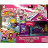 HELLO KITTY WORLD FORTUNE TELLER BOOTH FIGURE PACK
