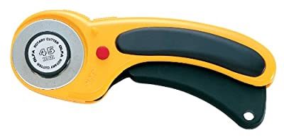 Pilot Pen Olfa RTY-2/DX Rotary Cutter with 45mm Blade