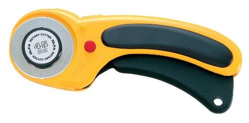 OLFA 9654 RTY-2/DX 45mm Ergonomic Rotary Cutter