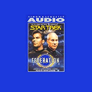 Star Trek: Federation Audiobook