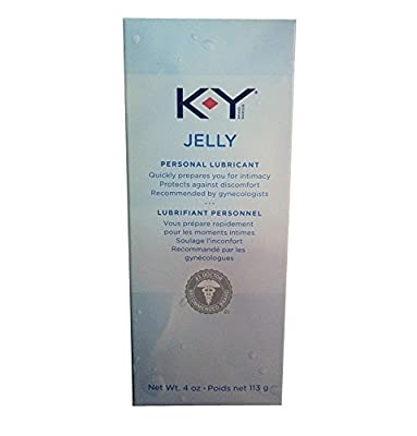 Ky Jelly Personal Lubricant Quickly Prepares You for Intimacy 4 Oz