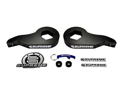 Supreme Suspensions - Chevy Avalanche 1500 1