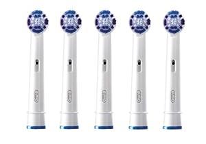 Oral-B Precision Clean EB20 - Pack de 5 cabezales para cepillos de dientes recargables