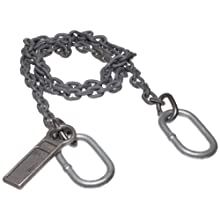 Mazzella CO Welded Alloy Chain Sling, Fixed-Leg, Grade 100, Vertical Load Capacity