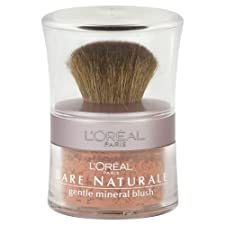 L'Oreal Bare Naturale Gentle Mineral Blush, Soft Rose 488