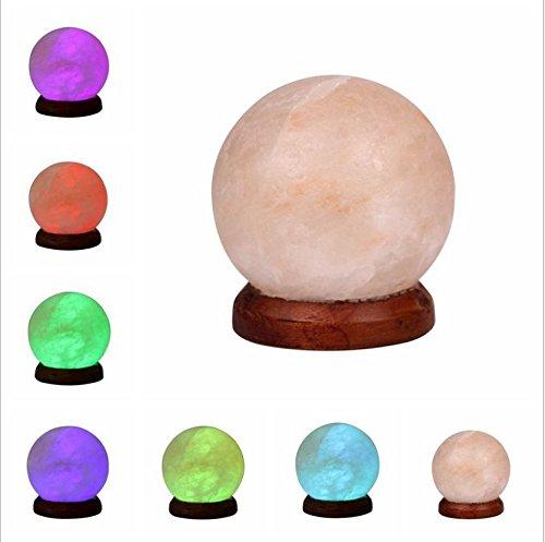 Himalayan Salt Lamp Multicolor : Sale