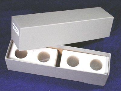 Single Row Storage Box & 100 2x2 Holders SMALL DOLLARS